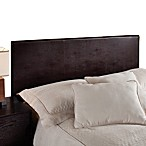 Hillsdale Springfield Black Headboard with Rails