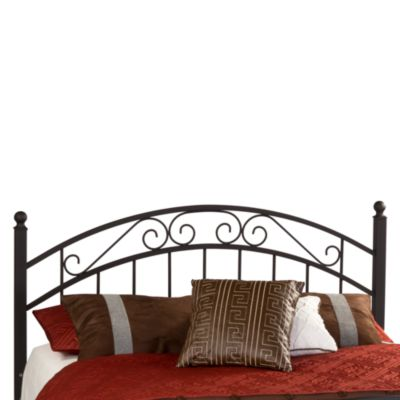 Hillsdale Willow Queen Headboard with Rails