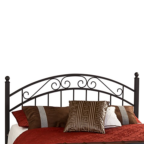 Hillsdale Willow Headboard With Rails Bed Bath Beyond