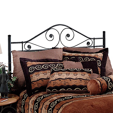 Hillsdale Harrison Headboard with Rails