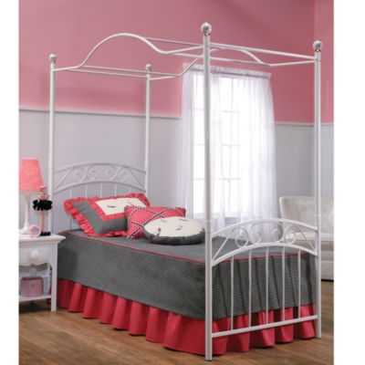 Girl's Twin Bed Canopy