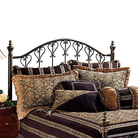 Hillsdale Huntley Full/Queen Headboard with Rails