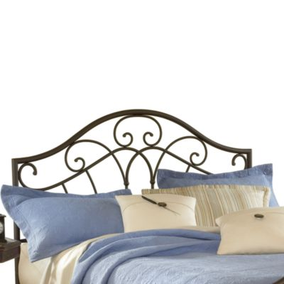 Hillsdale Josephine King Headboard with Rails