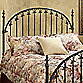 Hillsdale Kirkwell King Headboard with Rails