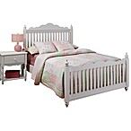 Hillsdale Lauren Post Bed Set with Rails