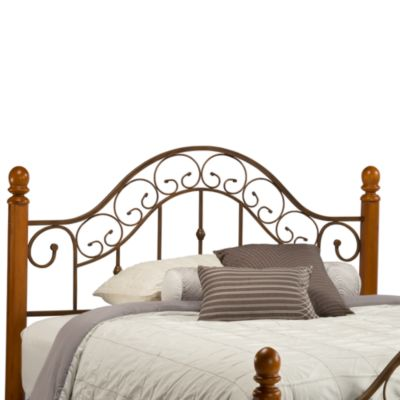 Hillsdale San Marco King Headboard with Post Kit & Rails
