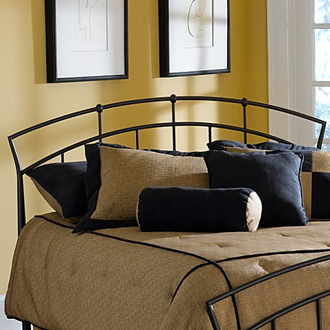 Hillsdale Vancouver Full/Queen Headboard with Rails