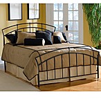 Hillsdale Vancouver Duo Panel Bed Set with Rails