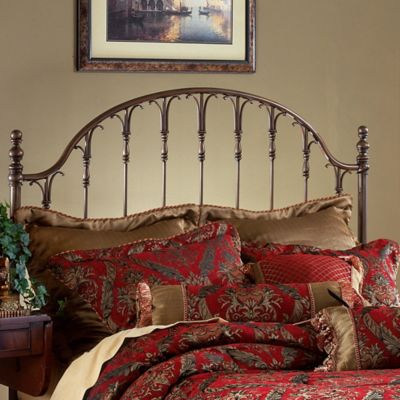 Hillsdale Tyler Full/Queen Headboard with Post Kit & Rails