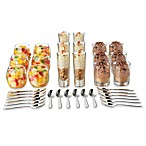 Dailyware™ Glass 37-Piece Just Desserts & Tasting Set