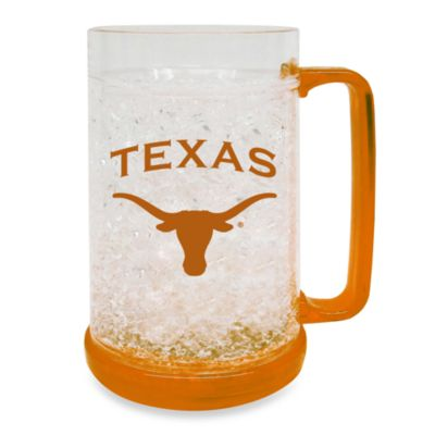University of Texas Collegiate Freezer Mug