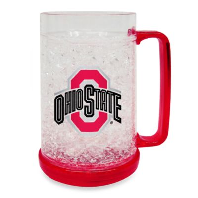 Ohio State Collegiate Freezer Mug