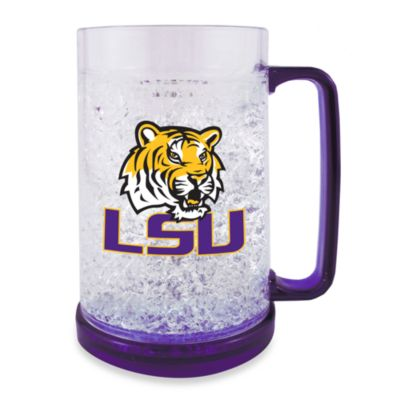 Louisiana State University Collegiate Freezer Mug