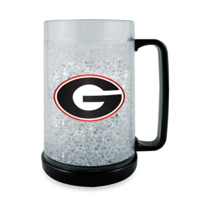 University of Georgia Collegiate Freezer Mug