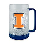 University of Illinois Collegiate Freezer Mug