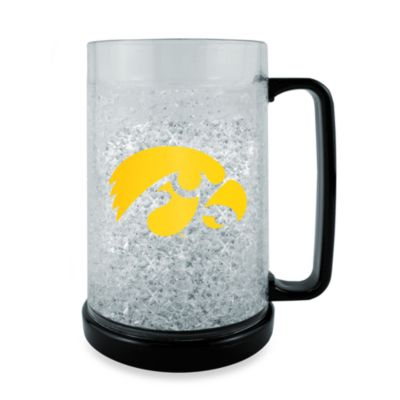 University of Iowa Collegiate Freezer Mug