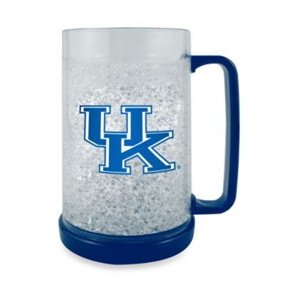 University of Kentucky Collegiate Freezer Mug