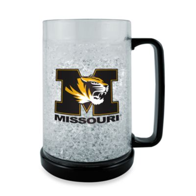 University of Missouri Collegiate Freezer Mug