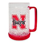 University of Nebraska Collegiate Freezer Mug