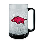 University of Arkansas Collegiate Freezer Mug