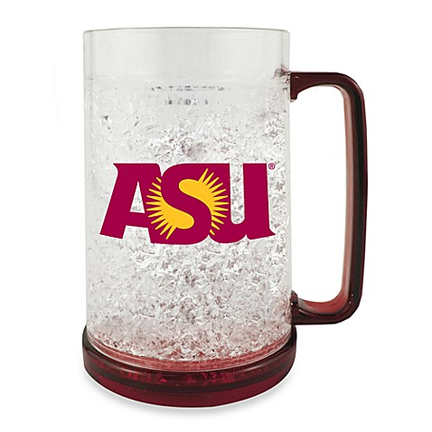 Arizona State University Collegiate Freezer Mug