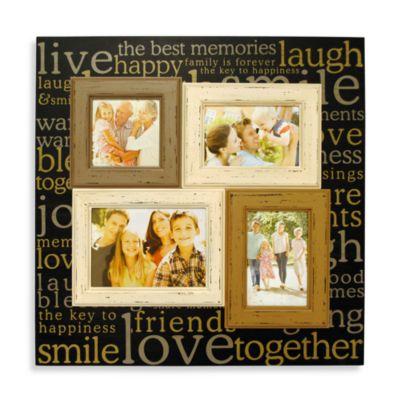 Live Laugh Love Photo Collage