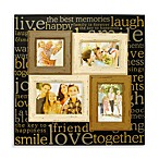 Live Laugh Love Photo Collage