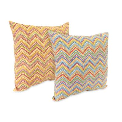 18-Inch Square Outdoor Toss Pillows