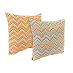 Jordan Roselle 18-Inch Square Outdoor Toss Pillow Collection