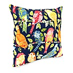 Jordan 16-Inch Square Outdoor Toss Pillow in Ash Hill