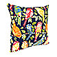 Jordan Ash Hill 16-Inch Square Outdoor Toss Pillow
