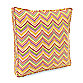 Jordan Roselle Spice 18-Inch Boxed Outdoor Pillow with Welt