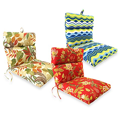 Jordan Outdoor Chair Cushions