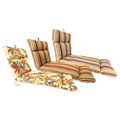 Outdoor Deck Chair Cushion