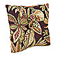 Jordan 16-Inch Square Outdoor Toss Pillow in Crestwood