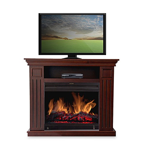 Kaden Electric Fireplace Mantel