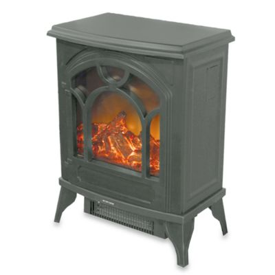 Ballard Electric Stove in Grey
