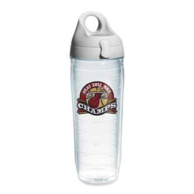Tervis® Miami Heat 2012 NBA Champions 24-Ounce Water Bottle Tumbler
