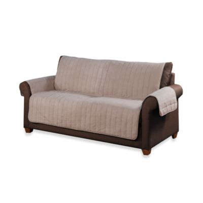 Perfect Fit® Quilted Loveseat Protector