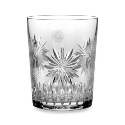 Waterford® Crystal Snowflake Wishes 2nd Edition Courage Carina Double Old Fashioned
