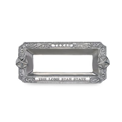 Arthur Court Designs Texas 6-Inch x 12-Inch Tray