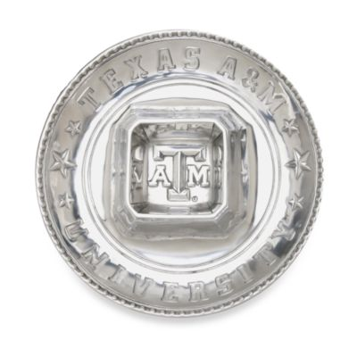 Arthur Court Designs Texas A&M University Chip and Dip Tray