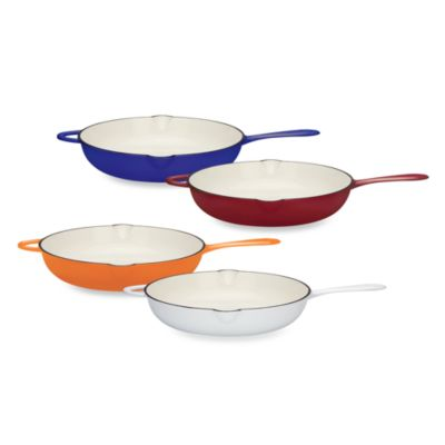 Mario Batali by Dansk™ Classic 14-Inch Open Saute in Blue