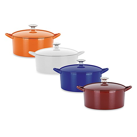 Mario Batali by Dansk™ Classic 2-Cup Mini Dutch Oven