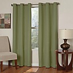 Microfiber Grommet Blackout Window Curtain Panels