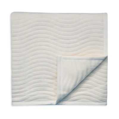 Bocasa New Wave Woven Throw Blanket