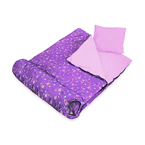 Wildkin Sleeping Bag - Princess