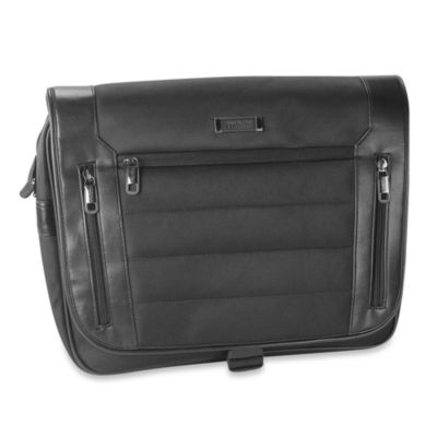 Kenneth Cole® Flap-Closure Messenger Bag