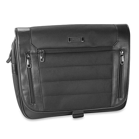 Kenneth Cole Reaction Flap-Closure Messenger Bag