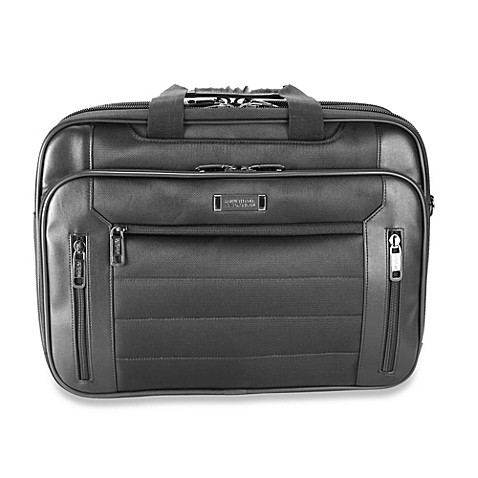 Kenneth Cole Reaction Zip-Closure Computer Case